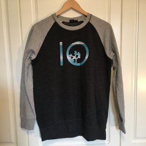 Ten Tree cotton blend pullover sweatshirt size M